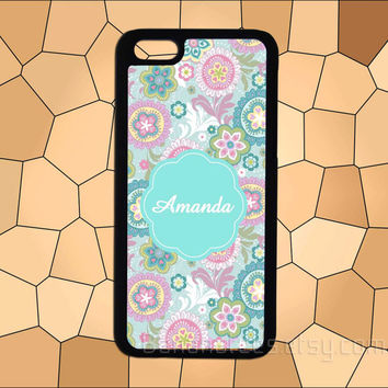 Personalized floral case,iPhone 6 case,iPhone 5/5S case,iPhone 4/4S case,Samsung Galaxy S3/S4/S5 case,HTC Case,Sony Experia Case,LG Case