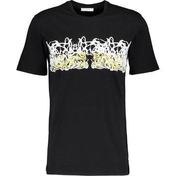 Versace Collection V800594S VJ00136 Black V7008 T-Shirt Black