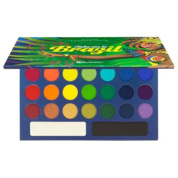 Take Me To Brazil Eyeshadow Palette | BH Cosmetics