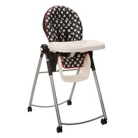 Disney's Minnie Mouse High Chair (Mickey Silhouette)
