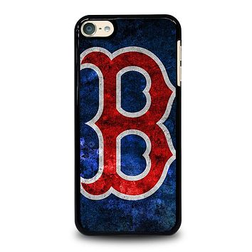 BOSTON RED SOX B LOGO iPod 4 5 6 Case