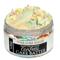 Bath Whip-Confetti Cake Batter
