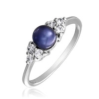 Bling Jewelry Marvelous Pearl Ring
