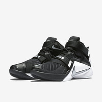 The LeBron Soldier 9 (Team) Men's Basketball Shoe.
