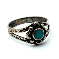 Flower Chieftain Vintage Ring