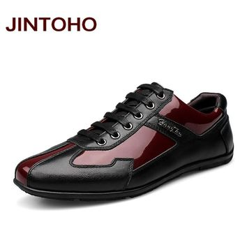 genuine leather glitter shoes pointed toe shoes mens shoes