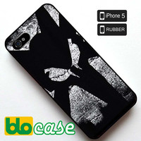 Breaking Bad Disney Style Iphone 5 Rubber Case