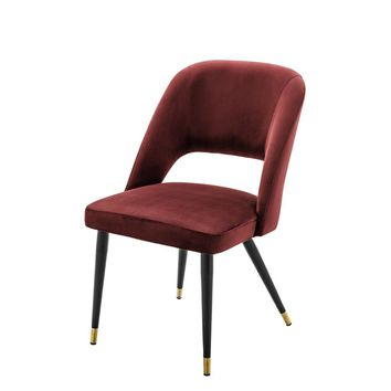 Red Dining Chair | Eichholtz Cipria