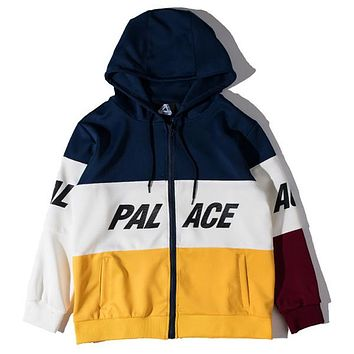 Palace hoodies skateboard sweatshirt men women jackets winter coat tracksuit hip hop harajuku pullover streetwear oversized zipper christmas