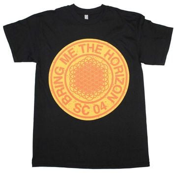 Bring me the Horizon Sepiternal Circle T-Shirt