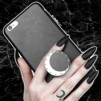 Crescent Moon Pop Socket