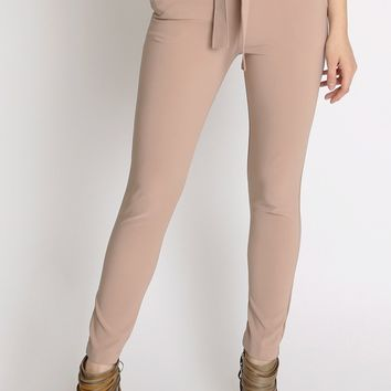 Valley View Tie Front Pants | Ruche