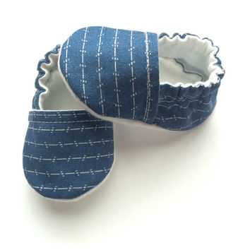 Baby Boy Gift - Baby Shower Gift - Booties - Newborn Baby Booties