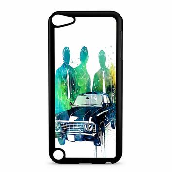Supernatural Watercolor iPod Touch 5 Case