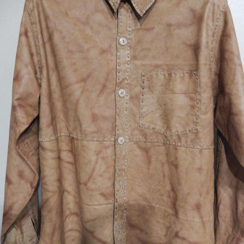 Kobler Handcrafted Jacket with Front Pocket