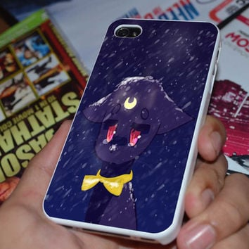 Sailor Moon Luna Case for iPhone 4/4S iPhone 5/5S/5C and Samsung Galaxy S3/S4