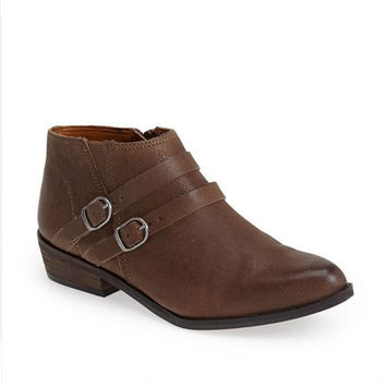 Lucky Brand 'Jofeen' Leather Bootie
