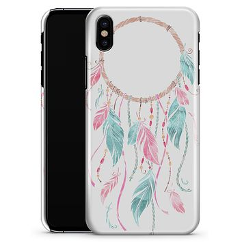 WaterColor Dreamcatchers v6 - iPhone X Clipit Case