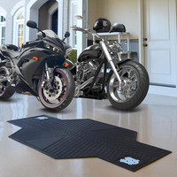 North Carolina Tar Heels NCAA Motorcycle Mat (82.5in L x 42in W)