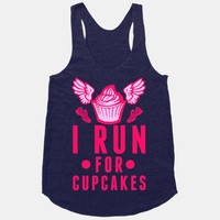 I Run (For Cupcakes)