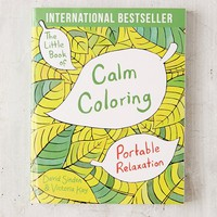 The Little Book Of Calm Coloring By David Sinden