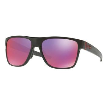 Occhiali da sole OAKLEY CROSSRANGE XL 9360-05 Black INK Prizm Road