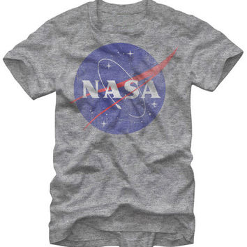 Nasa - Nasa Logo T-Shirt at AllPosters.com