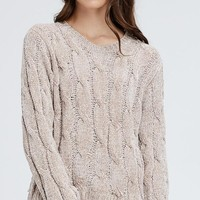 Willing & Cable Sweater Top