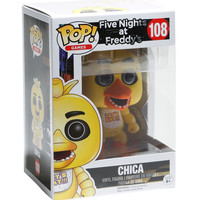Funko Five Nights At Freddy's Pop! Games Chica Vinyl Figure
