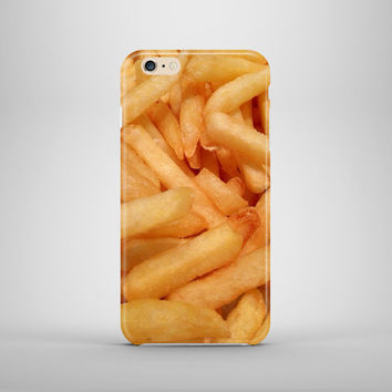 FRENCH FRIES CASE, iPhone 6 case, iPhone 6s case, iPhone case, iPhone 5s case, iPhone 5c case, iPod touch 5 case, htc one case, s6 case