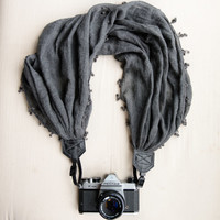 The VC Scarf Camera Strap The Missy