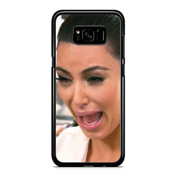 Kim Kardashian Ugly Cry Samsung Galaxy Note 5 Case