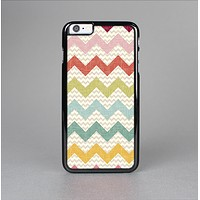The Vintage Summer Colored Chevron V4 Skin-Sert Case for the Apple iPhone 6 Plus