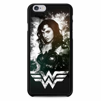 Wonder Woman Comic iPhone 6 Case