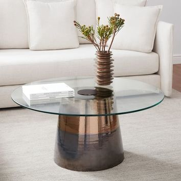 Color Wash Coffee Table