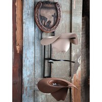 Cowboy at the Cross Hat Rack - Other - Home Decor - Home