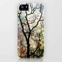Passing Through, While looking for you iPhone Case by Suzanne Kurilla | Society6