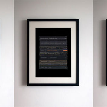 SPECIAL OFFER Depeche Mode Save 10% On All 3 Prints