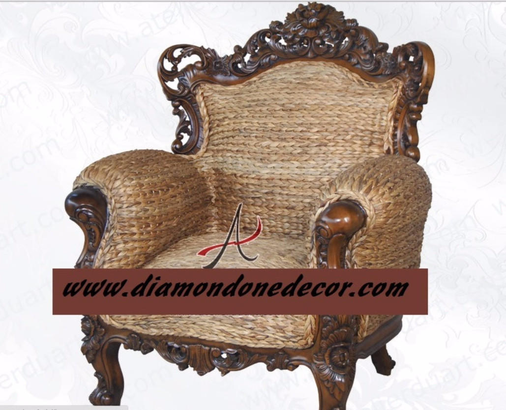 Palatina weave fabulous baroque french from diamondon for Rococo furniture reproductions