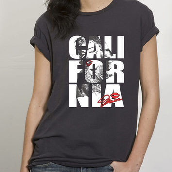 California tshirt Marilyn Monroe shirt for Tshirt , Women ,Men