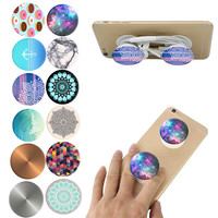 Fashion Air Sac phone holder Expanding Stand Grip Pop Socket Mount for iPhone 7 Tablet mobile holder Desk For Xiaomi PopSocket