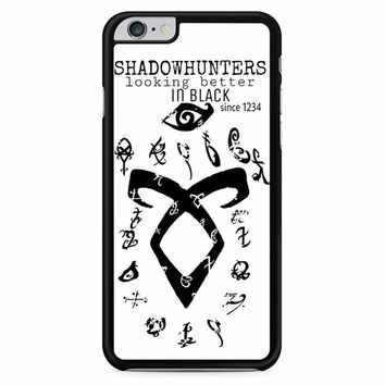 Shadowhunters Runes 1 iPhone 6 Plus / 6S Plus Case