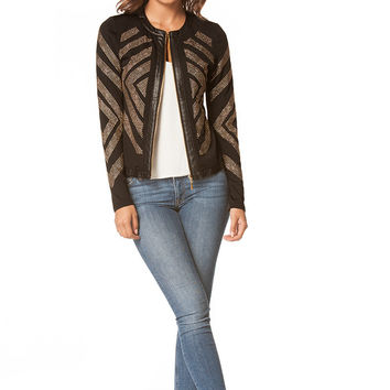 Nicole Embellished Blazer for Women