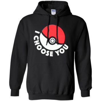 pokemon - i choose you - pokeball friendship T-Shirt