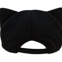 EVA Hat Q Asuka Cat Ears Hat Cosplay Cap 1pc