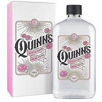Quinns Alcohol-Free Witch Hazel 16oz – Rose Petal & Aloe Vera Natural Toner for Face & Skin