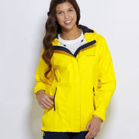 Womens Jackets and Outerwear: Stow & Go Rain Coat for Women – Vineyard Vines