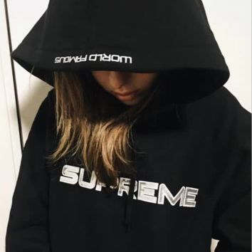 """ SUPREME "" Women Hot Hoodie Cute Sweater"