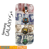 Love The Sherlock Ones Samsung Galaxy Series Full Wrap Cases