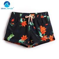 Gailang Brand Woman Shorts Boardshorts Casual Board Beach Boxer Trunk Women Swimwear Swimsuits Slim Fit Lady Fashion Short Boxer
